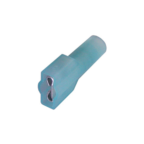 "1/4"" FULLY INSULATED FEMALE, BLUE"