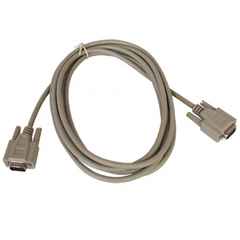 10FT VGA CABLE, DE15HD M-M