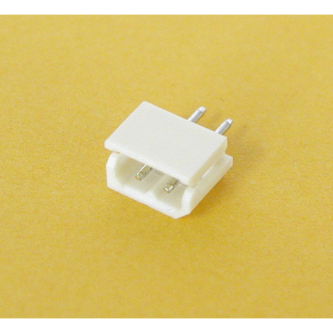 HEADER FOR SMALL BATTERY CONN, 2.5MM SPACING