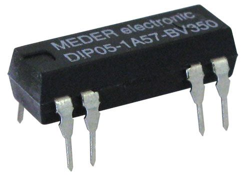 5 Vdc Dip Reed Relay All Electronics Corp