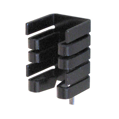 TO-200 HEATSINK W/ MOUNTING PIN
