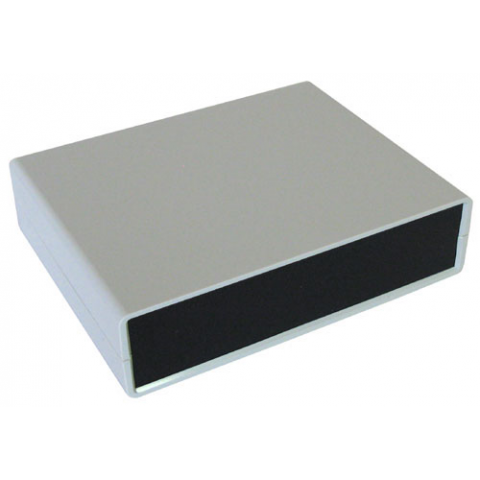 DESKTOP ENCLOSURE, 5.51 X 4.33 X 1.38""