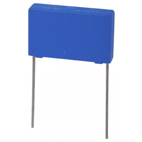 1 UF 250 V METALLIZED POLYESTER FILM CAPACITOR