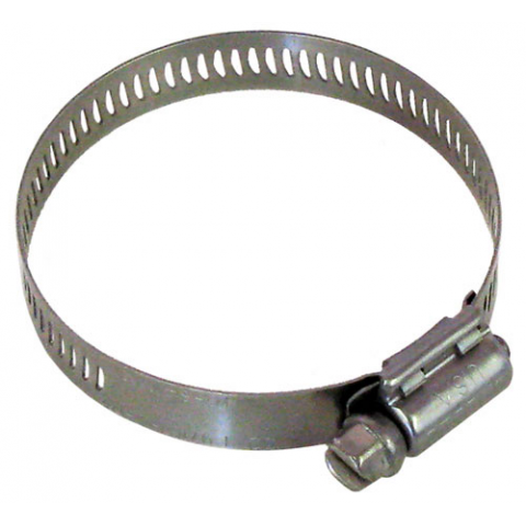 HOSE CLAMP, 2""