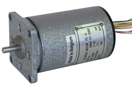16 WIRE STEPPER MOTOR