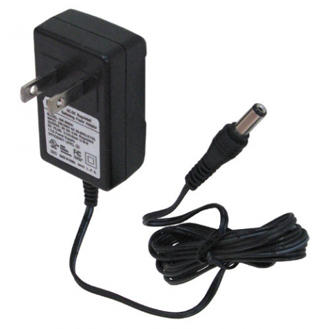 9 VDC 600MA REGULATED POWER SUPPLY
