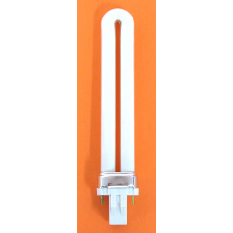9W UV FLUORESCENT LAMP