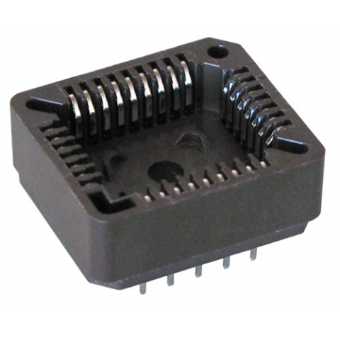 32-PIN PLCC SOCKET