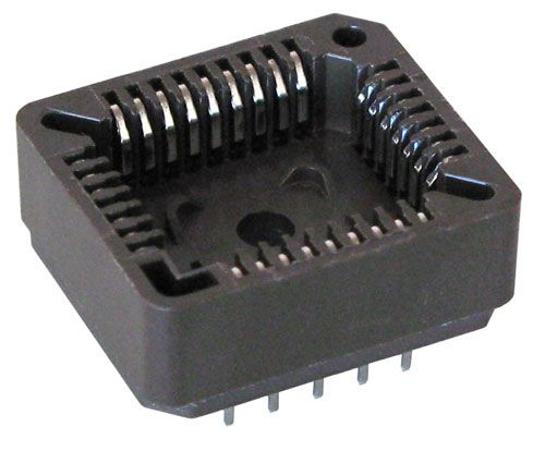 32 Pin Plcc Socket All Electronics Corp
