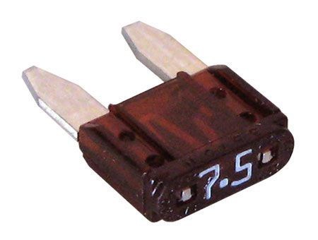 7 5a Mini Atc Blade Fuse All Electronics Corp