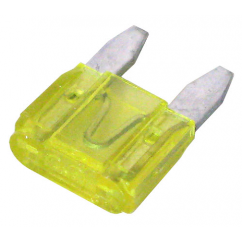 20a Mini Atc Blade Fuse All Electronics Corp