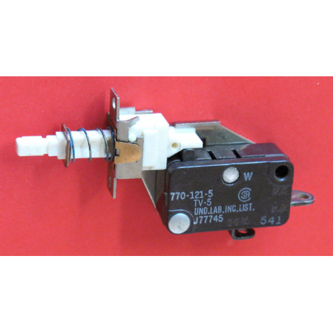 SPST PUSH-ON/ PUSH-OFF SWITCH