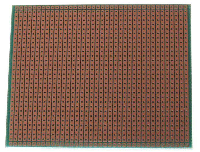 SOLDERABLE PERF BOARD - FULL LINE PATTERN