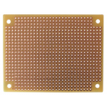 "SOLDERABLE PERF BOARD 2 1/2"" X 3 1/8"""