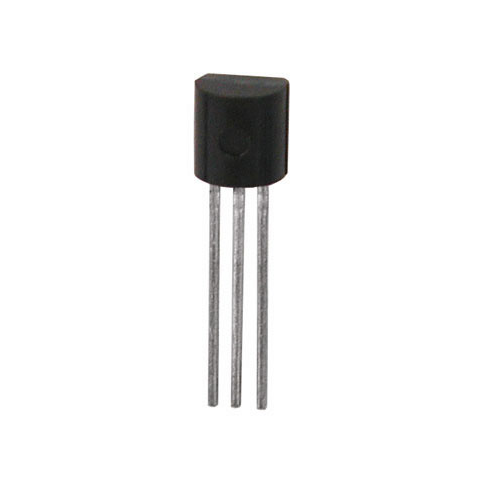 PNP EPITAXIAL TRANSISTOR, TO-92