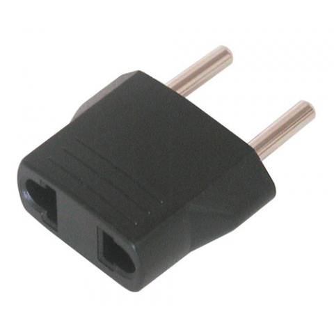 USA TO EURO PLUG ADAPTER