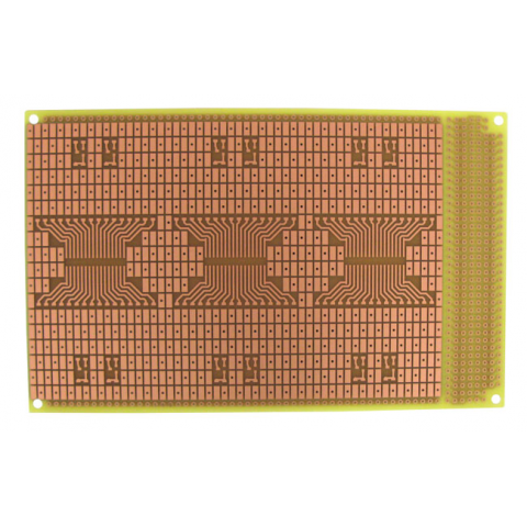 SMT PATTERNS AND PADS - SOLDERBALE BREADBOARD