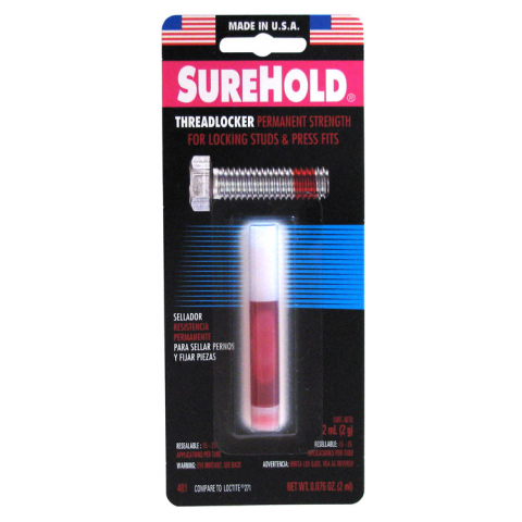 SUREHOLD(R) PERMANENT STRENGTH THREADLOCKER