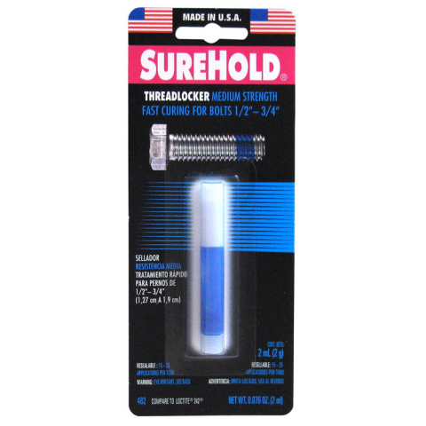 SUREHOLD(R) MEDIUM STRENGTH THREADLOCKER
