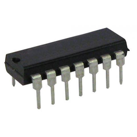 4BIT BINARY COUNTER, 74LS293