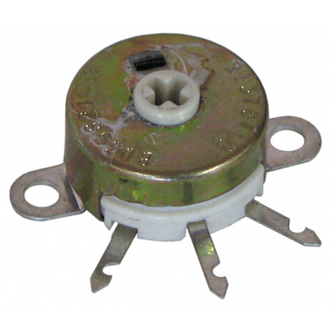 32 OHM WIRE-WOUND TRIMMER POT