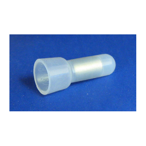 NYLON CLOSED END CRIMP CAP FOR 22-18 AWG WIRE
