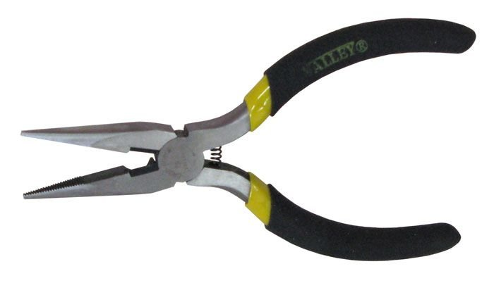 "5"" MINI LONG NOSE PLIERS"