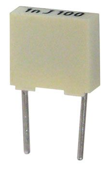 0.001 UF (1NF) 100V MINI-METALIZED POLY CAP