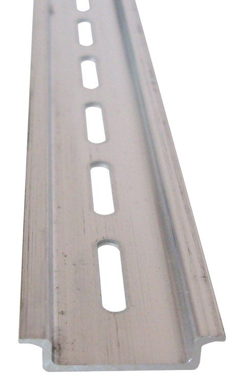 "39"" LONG ALUMINUM DIN RAIL"