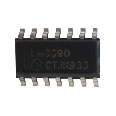 QUAD COMPARATOR, SURF.MT IC