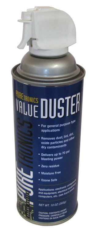 VALUE DUSTER, 10 OZ CAN