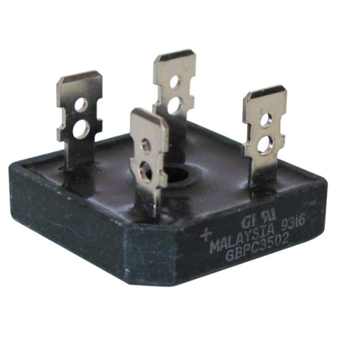 35A 200V BRIDGE RECTIFIER, GBPC3502