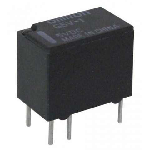 5 VDC SPDT ULTRA-MINIATURE RELAY