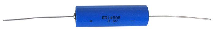3.6V AA SIZE BATTERY W/LEADS