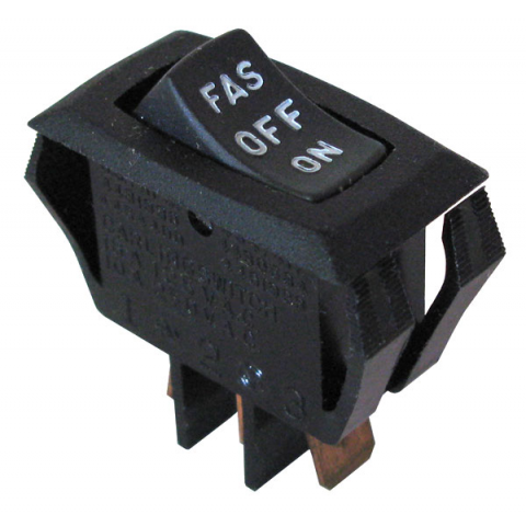 SPDT ON-OFF-ON ROCKER SWITCH