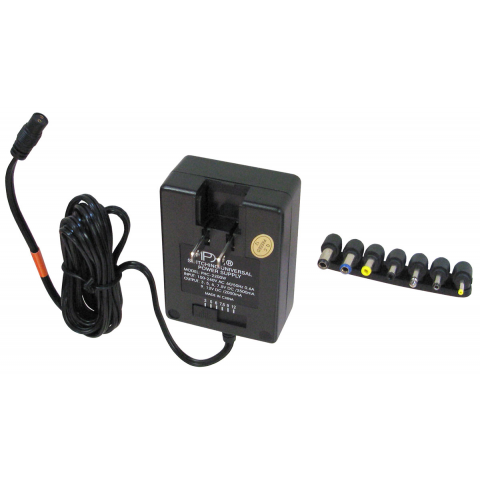 SELECTABLE MULTI-OUTPUT POWER SUPPLY, 2 AMP