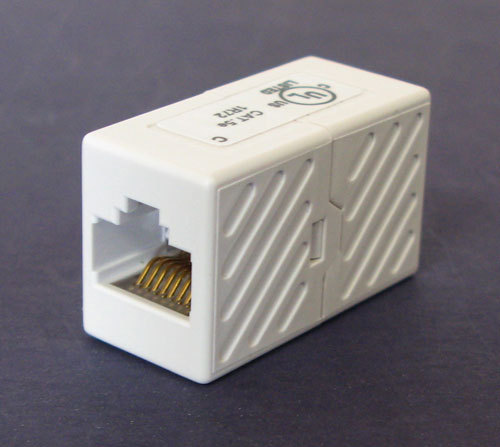 CATEGORY-5E COUPLER