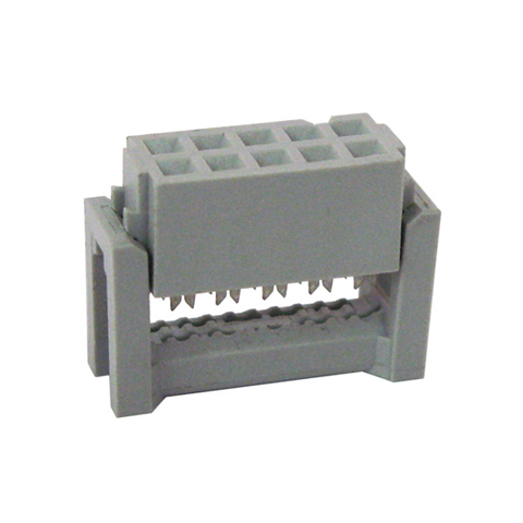 10-PIN IDC SOCKET CONNECTOR, SPECIAL