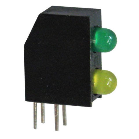 GREEN / YELLOW BI-LEVEL LED ASSEMBLY