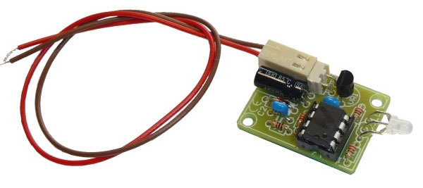 12 V CAR BATTERY MONITOR KIT