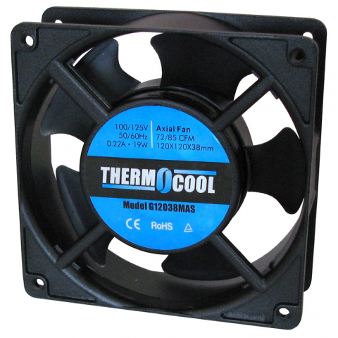 125 VAC 120MM FAN