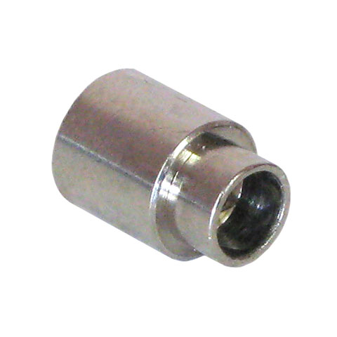 "1/4"" ROUND SWAGE THREADED SPACER"