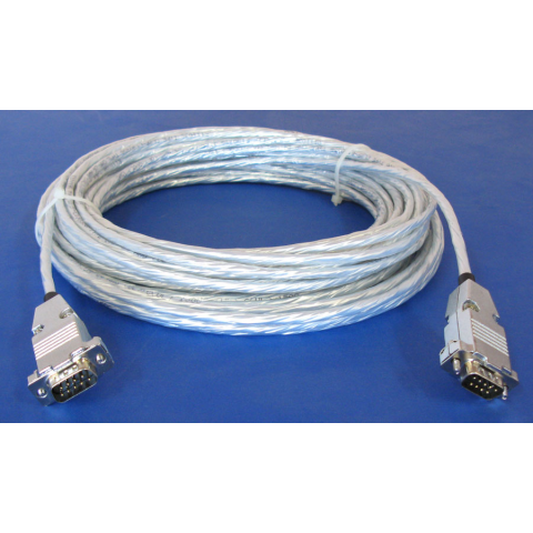 50' HI-TEMP 9-COND SHIELDED CABLE