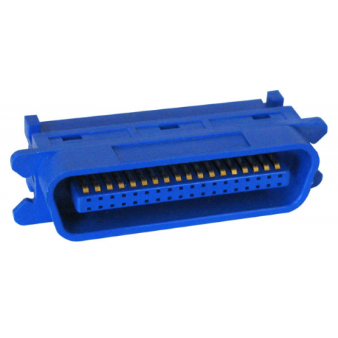 36-PIN MALE CENTRONICS CONNECTOR, IDC TYPE