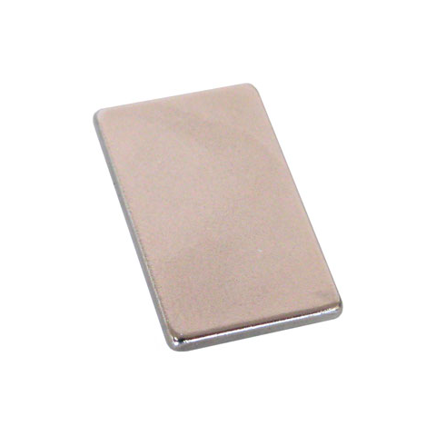 NEODYMIUM BAR MAGNET, 25 X 15 X 2MM