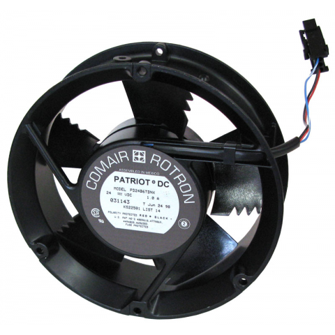24 VDC 235 CFM COOLING FAN