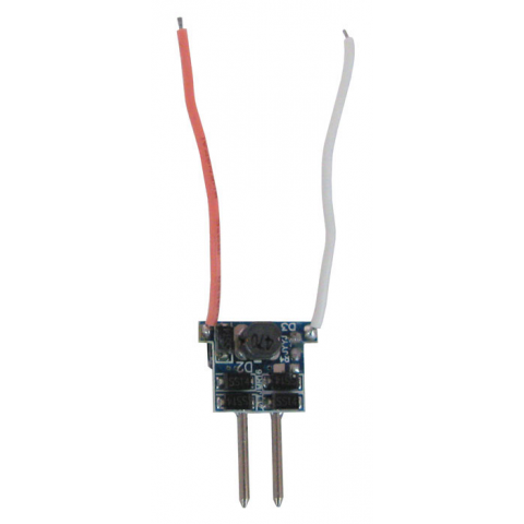 DRIVER FOR 3W LED