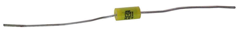 0.01UF 63V AXIAL METALIZED FILM CAPACITOR