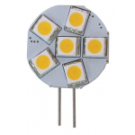 WARM-WHITE 6-LED ASSEMBLY, 12V AC OR DC