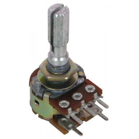 10k Ohm Audio Control Potentiometer With Spst Switch ...